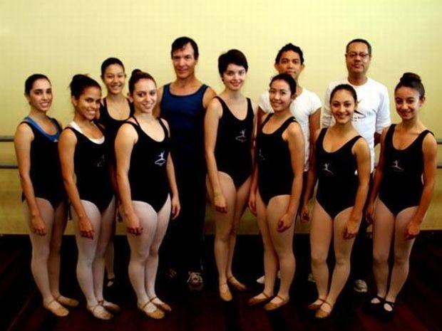 Companhia estável de Dança faz a primeira apresentação pública neste sábado.  (Foto: divulgação/ Prefeitura de Bauru)