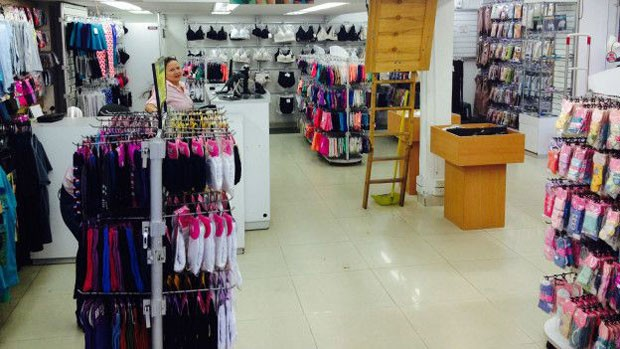 Venezuelanos se acostumaram a comprar produtos em Cúcuta (Foto: BBC Mundo)
