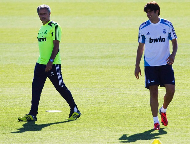 kaka mourinho real madrid (Foto: Reuters)