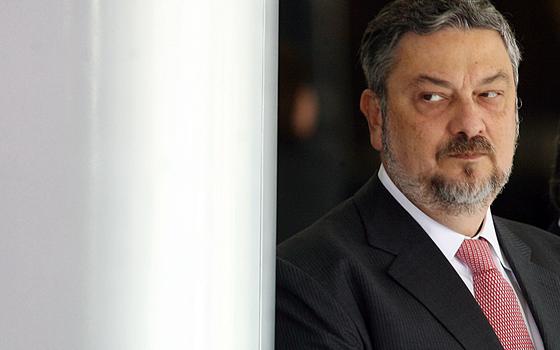 O ex- ministro-chefe da Casa Civil, Antonio Palocci (Foto: WILSON PEDROSA/ESTADÃO)