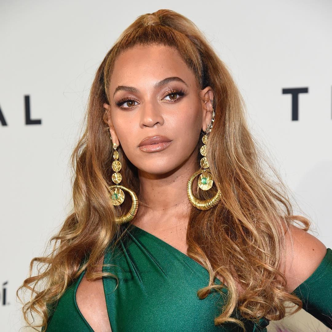 Beyoncé no show beneficente do Tidal (Foto: Reprodução/Instagram)