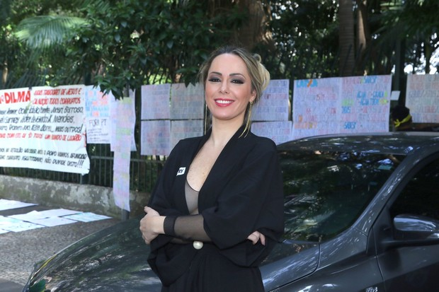 Ju Isen (Foto: Thiago Duran/AgNews)