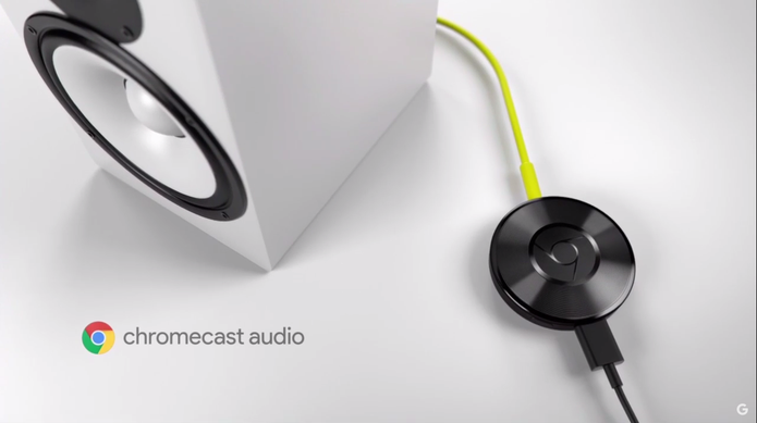Chromecast Audio (Foto: Reprodução/YouTube)