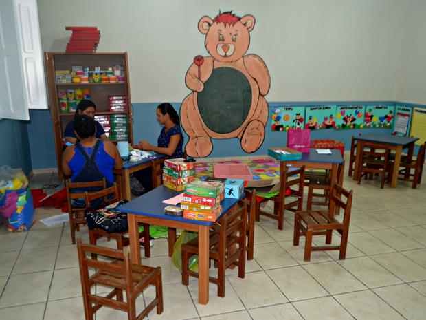 Educação Acre (Foto: Adelcimar Carvalho/G1)