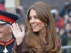 Kate Middleton está em trabalho de parto há 12 horas