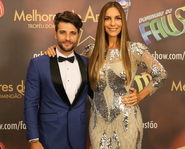 Bruno Gagliasso e Ivete Sangalo juntos no 'Melhores' (Foto: Carol Caminha/ Gshow)