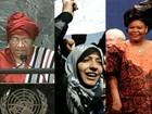 Três mulheres dividem o Prêmio Nobel da Paz em 2011