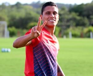 Dudu Náutico (Foto: Marlon Costa/ Pernambuco Press)