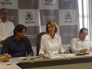 Elisa pede retratação da Polícia Federal (Foto: Zana Ferreira/ G1)
