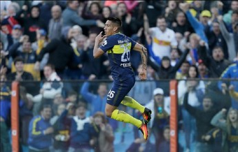 Em dia de homenagem a Del Potro, Centurión marca, e Boca bate Quilmes