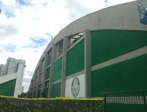 Academia de Futebol Palmeiras (Foto: Rodrigo Faber)