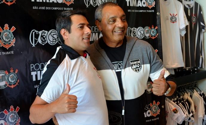 Basílio Corinthians (Foto: Danilo Sardinha/GloboEsporte.com)