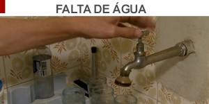 Moradores de São Paulo e cidades vizinhas relatam desabastecimento (Editoria de Arte/G1)