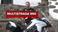 Ducati Multistrada 950: primeiras impressões em vídeo