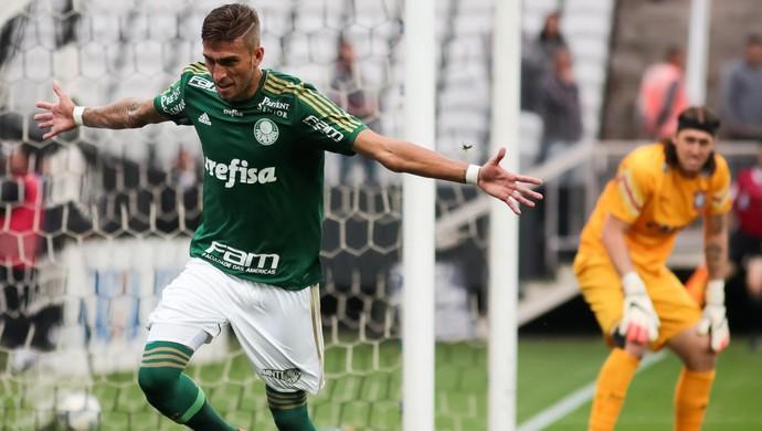 Rafael Marques Palmeiras Corinthians (Foto: RODRIGO GAZZANEL/FUTURA PRESS)