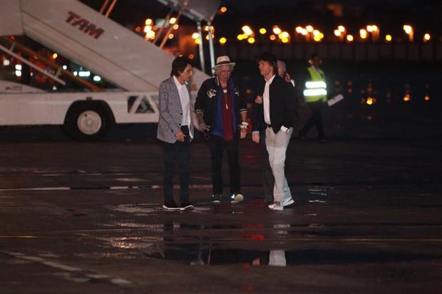 Rolling Stones (Foto: Marcello Sá Barretto  / AgNews)