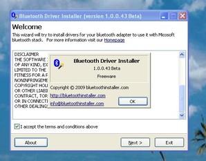 Bluetooth Driver