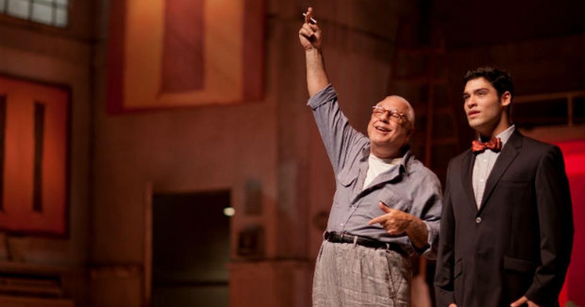 Ator Antonio Fagundes se apresenta com a peça 'Tribos' em Jacareí ... - Globo.com