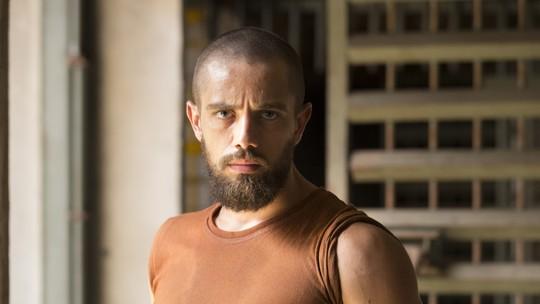 Rafael Cardoso se despede de César: 'Só tenho gratidão. Até pelos caminhos tortuosos que tivemos'