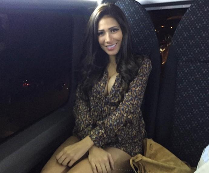 Simaria também é comparada a Kim Kardashian e Nicole Scherzinger (Foto: Arquivo Pessoal)