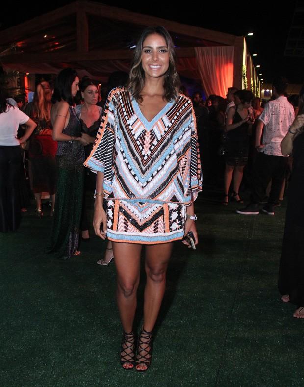 Flávia Sampaio (Foto: Thyago Andrade/BRazil News)