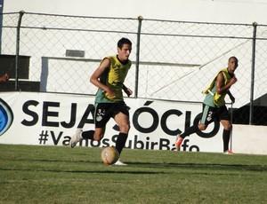 Samuel, volante do Comercial (Foto: Gabriel Lopes / Comercial FC)