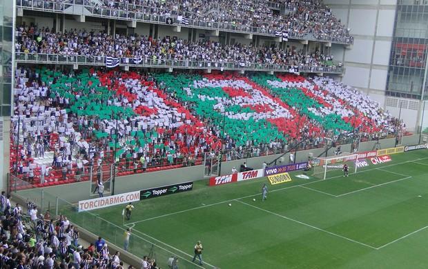 Torcida Fluminense x Atlético-MG (Foto: Marco Astoni / Globoesporte.com)