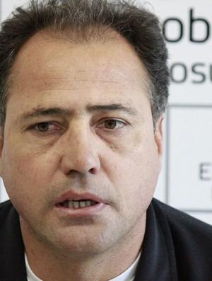 Márcio Goiano, treinador do Figueirense (Foto: Luiz Henrique, divulgação / FFC)