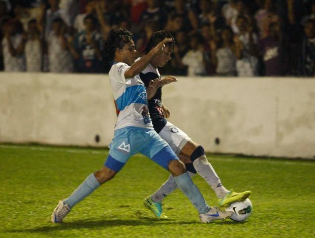 Apesar da boa atuação no segundo tempo, Leão precisa melhorar a pontaria (Foto: Tarso Sarraf/O Liberal)