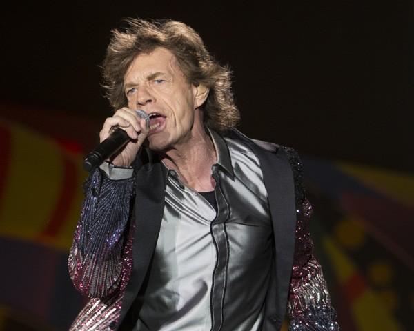 Mick Jagger está esperando o oitavo filho (Foto: Getty Images)
