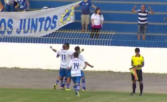 São José EC Série A3 (Foto: Reprodução/TV Vanguarda)