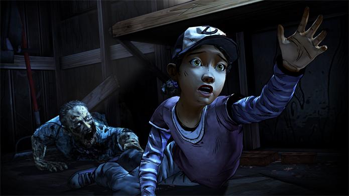 The Walking Dead Season 2 é uma fas ofertas da semana (Foto: Divulgação)