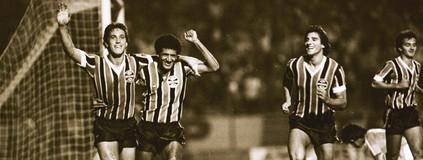 Relembre site com tudo dos 30 anos da 1ª Libertadores (Agência RBS)
