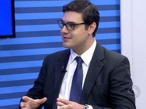 Grupo de trabalho foi criado pelo governador de MT Pedro Taques para avaliar incentivos fiscais (Foto: Reprodução/TVCA)