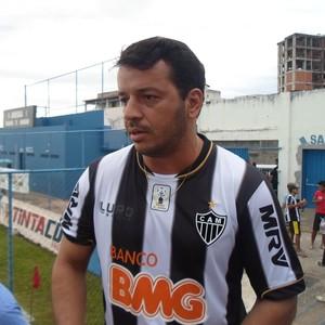 Ciro Adriano (Foto: Cida Santana/Globoesporte.com)