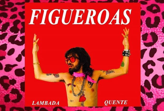 Lambada Quente é o primeiro álbum da banda (Foto: TV Sergipe)