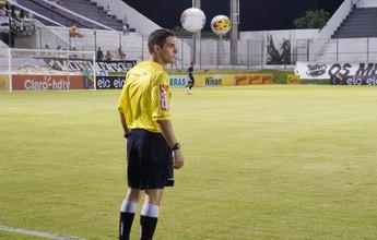 Zandick Gondim apita confronto que vale acesso à elite do futebol potiguar