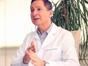Dr. Rui Alberto Gomes (Foto: Antonio Penedo/Timeline Comunicação)