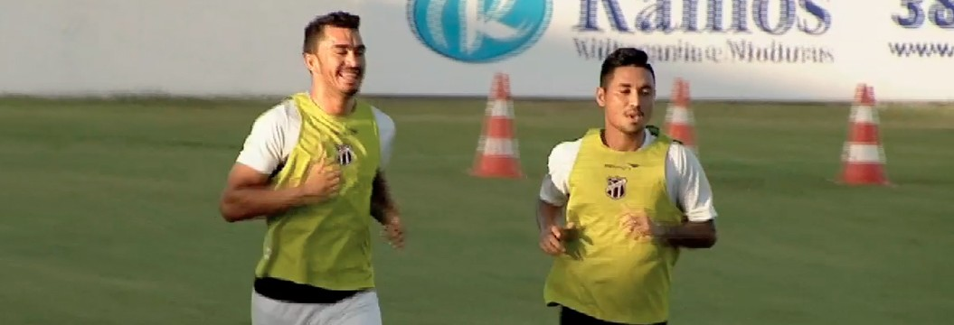 Saiba mais sobre a preparação do Ceará para enfrentar o Náutico (Reprodução / Premiere FC)