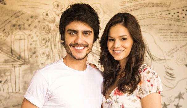 Em Família (Foto: Rede Globo/João Miguel Junior)