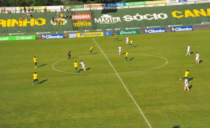 Ypiranga e Veranópolis jogam no Colosso da Lagoa pela quinta rodada do Gauchão 2017 (Foto: Divulgação / Ypiranga Futebol clube)