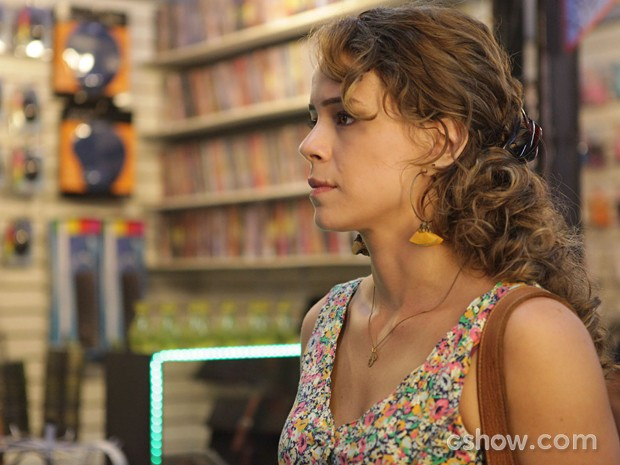 Leandra Leal (Foto: Pedro Curi/TV Globo)