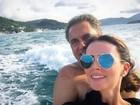 Lisandra Souto reata namoro após um ano de separação: 'Felizes'
