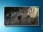Loja de eletrodomésticos é assaltada e bandido leva celulares em Santarém