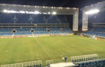 Santos confirma jogo com o Flamengo na Arena Pantanal, em Cuiabá