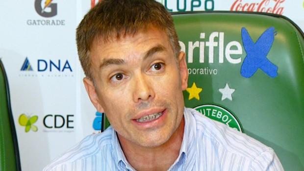 Horley Senna, vice-presidente do Guarani (Foto: Reprodução / EPTV)