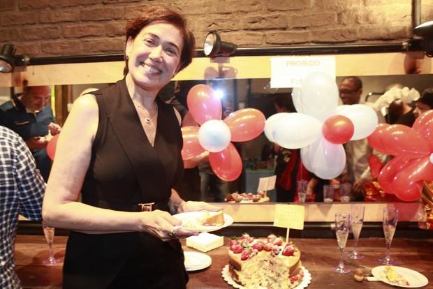 Lília Cabral (Foto: Isac Luz / EGO)