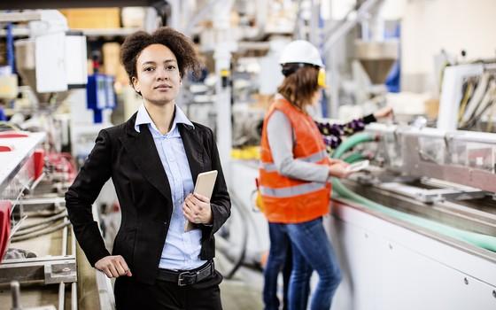 Mulheres em cargos de liderença (Foto: Thinkstock/Getty Images)