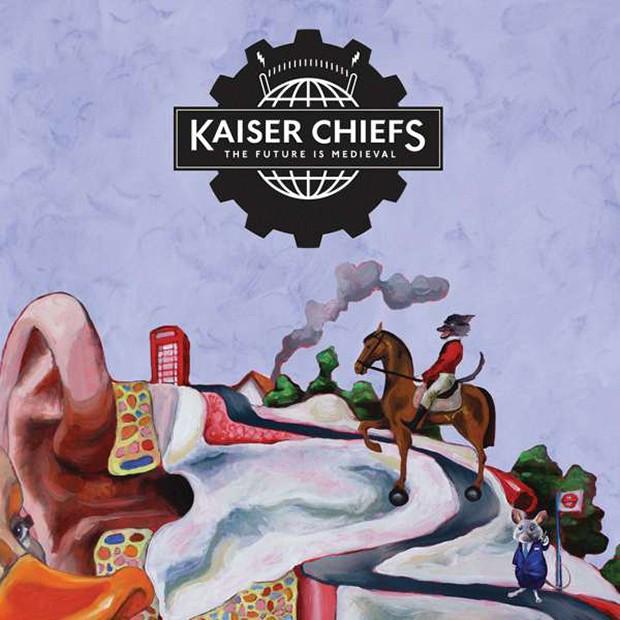 Kaiser Chiefs (Foto: Divulgação)