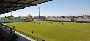 Estádio Alair Corrêa, o Correão, de Cabo Frio cabofriense (Foto: Divulgação)